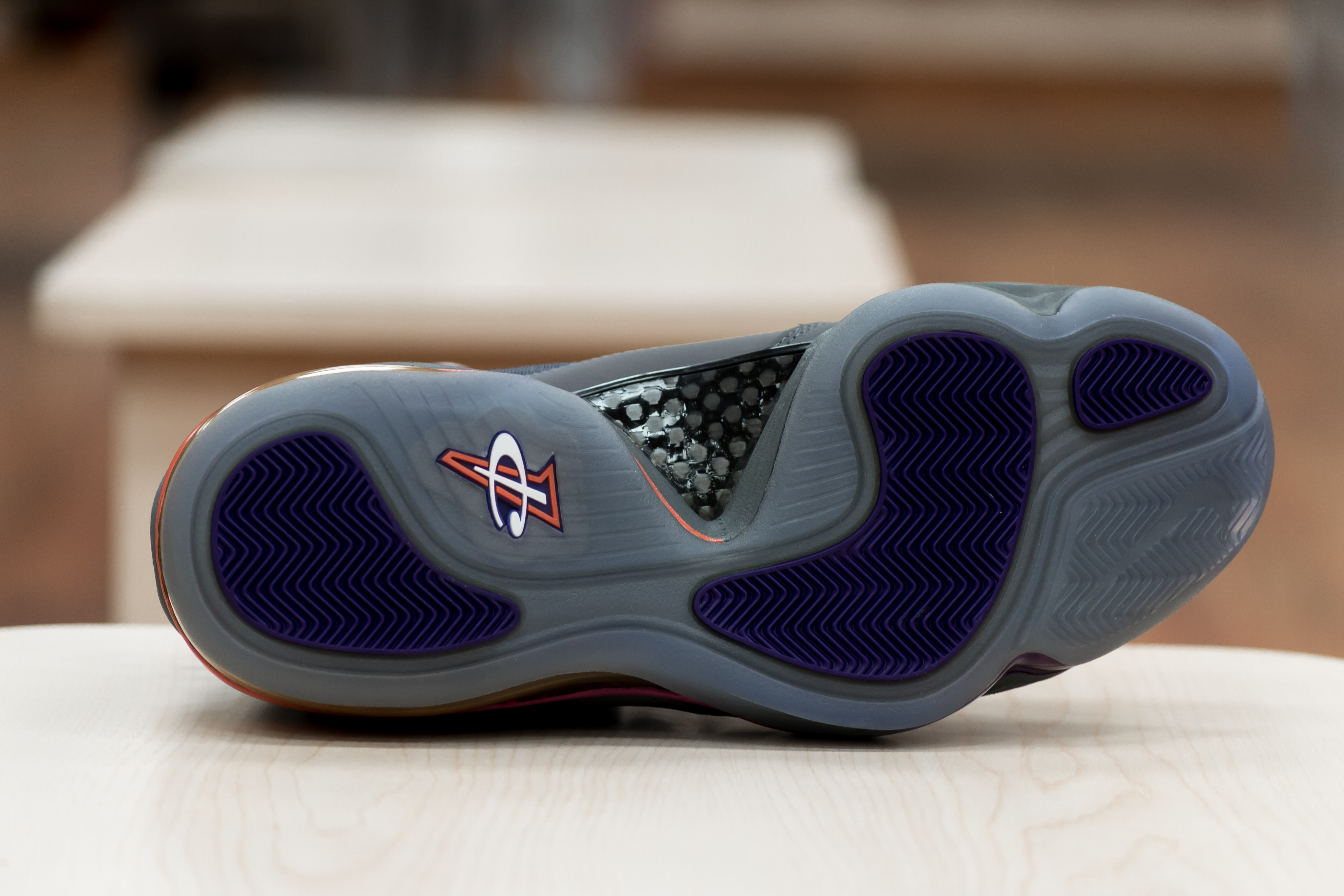 best sneakers f22fa 2e2f5 ... for the Phoenix Suns from 1999 to 2004, Penny Hardaway is set to see a Dark  Grey Black-Rave Pink-Court Purple colorway of his signature Nike Air Penny V  ...